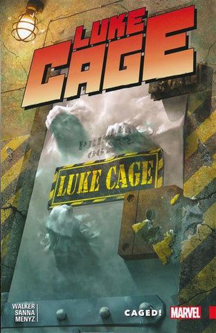 LUKE CAGE VOLUME 02 CAGED