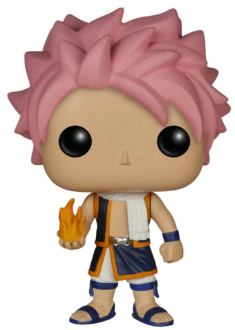 POP! ANIMATION: FAIRY TAIL: NATSU