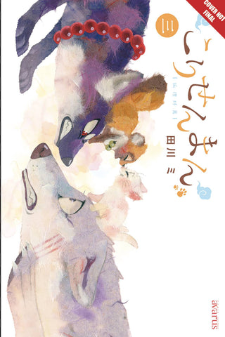 FOX & LITTLE TANUKI VOLUME 03