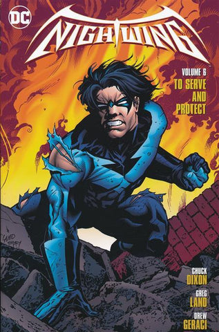 NIGHTWING VOLUME 06 TO SERVE AND PROTECT
