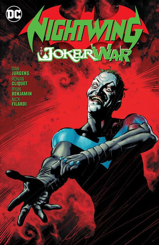 NIGHTWING THE JOKER WAR HC