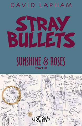 STRAY BULLETS SUNSHINE & ROSES VOLUME 02
