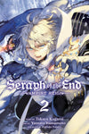 SERAPH OF END VAMPIRE REIGN VOLUME 02