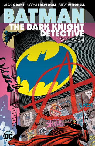 BATMAN THE DARK KNIGHT DETECTIVE VOLUME 04