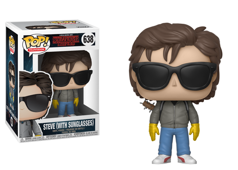 POP! TELEVISION: STRANGER THINGS: STEVE WITH SUNGLASSES