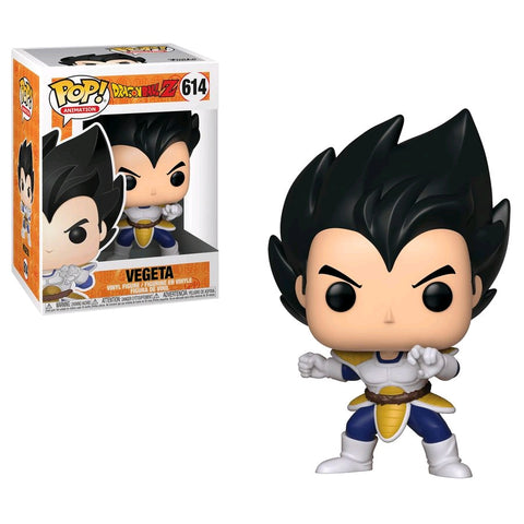 POP! ANIMATION: DRAGON BALL Z: VEGETA POSE