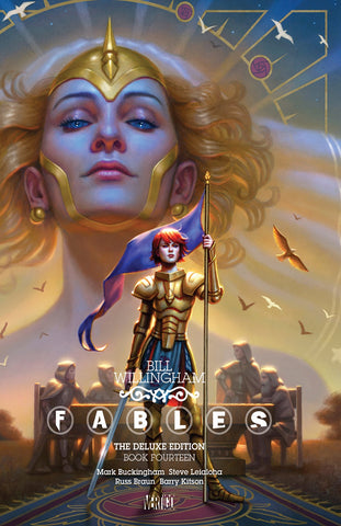 FABLES DELUXE VOLUME 14 HC