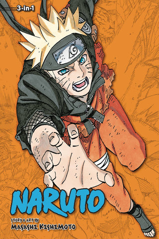 NARUTO 3IN1 VOLUME 23