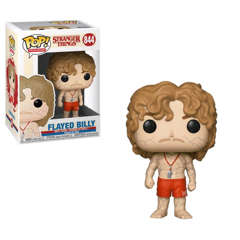 POP! TELEVISION: STRANGER THINGS: BILLY FLAYED