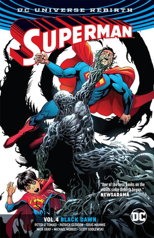SUPERMAN VOLUME 04 BLACK DAWN (REBIRTH)