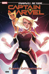 MARVEL ACTION CAPTAIN MARVEL VOLUME 01 CAT-TASTROPHE