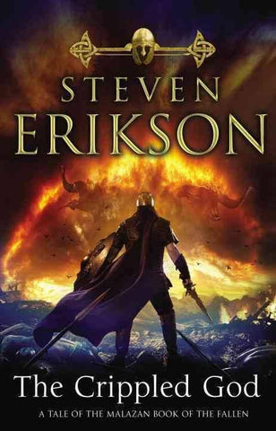 CRIPPLED GOD BY STEVEN ERIKSON