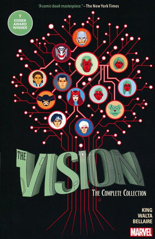 VISION THE COMPLETE COLLECTION