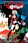 HARLEY QUINN REBIRTH DELUXE COLLECTION BOOK 01 HC