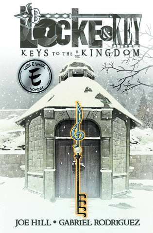 LOCKE AND KEY VOLUME 04 KEYS TO THE KINGDOM