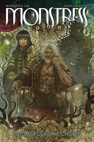MONSTRESS VOLUME 04