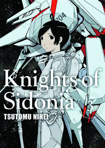 KNIGHTS OF SIDONIA VOLUME 03