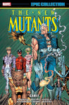 NEW MUTANTS EPIC COLLECTION CABLE