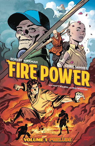 FIRE POWER BY KIRKMAN & SAMNEE VOLUME 01 PRELUDE
