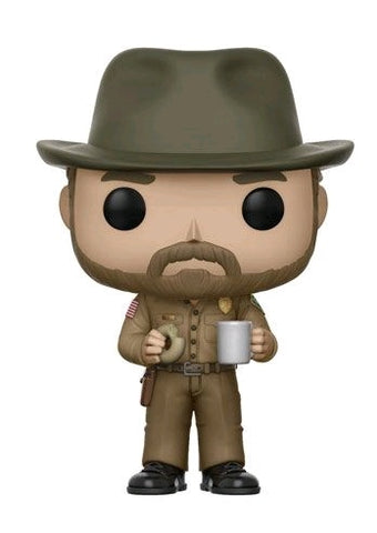 POP! TELEVISION: STRANGER THINGS: HOPPER