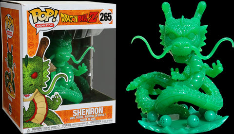 POP! ANIMATION: DRAGON BALL Z: SHENRON JADE 6""