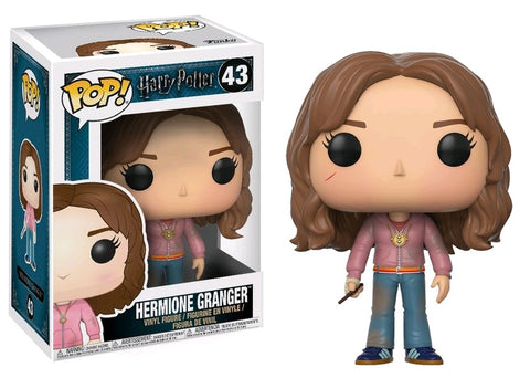 POP! MOVIES: HARRY POTTER: HERMIONE WITH TIME TURNER