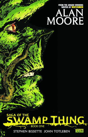 SAGA OF THE SWAMP THING BOOK 01