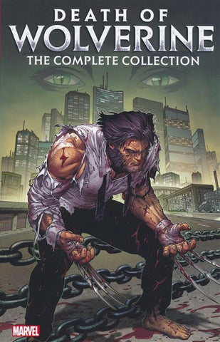 DEATH OF WOLVERINE COMPLETE COLLECTION