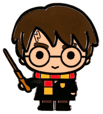 HARRY POTTER CHIBI ENAMEL PIN - HARRY
