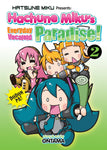 HATSUNE MIKU EVERYDAY VOCALOID PARADISE VOLUME 02