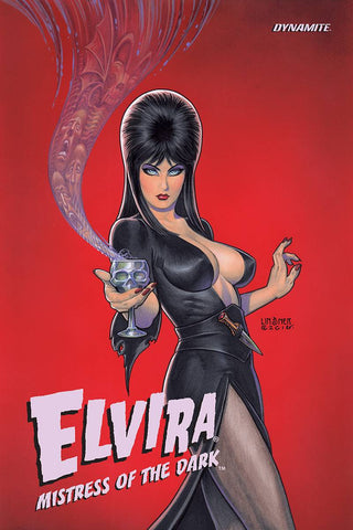 ELVIRA MISTRESS OF DARK VOLUME 01