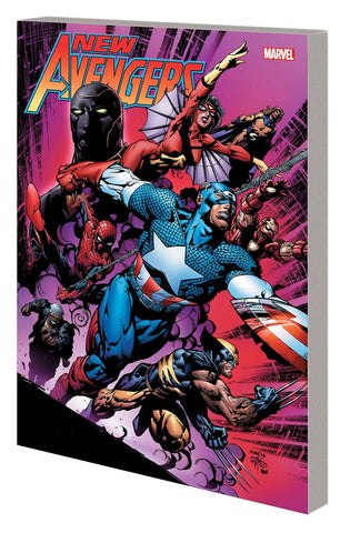 NEW AVENGERS BY BENDIS COMPLETE COLLECTION VOLUME 02