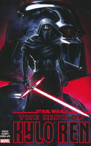 STAR WARS RISE OF KYLO REN