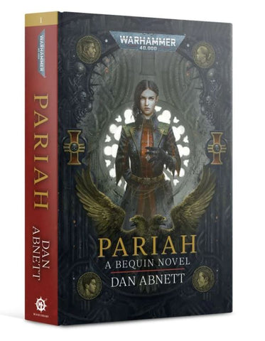 PARIAH A BEQUIN NOVEL BY DAN ABNETT BOOK 1