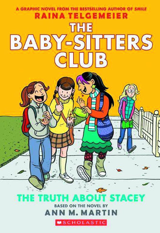 THE BABY-SITTERS CLUB VOLUME 02 THE TRUTH ABOUT STACEY