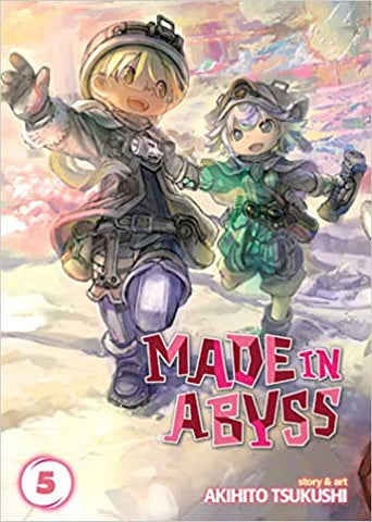 MADE IN ABYSS VOLUME 05