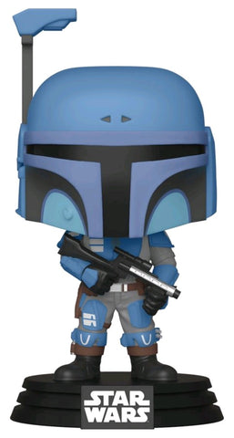 POP! STAR WARS MANDALORIAN: DEATH WATCH MANDALORIAN