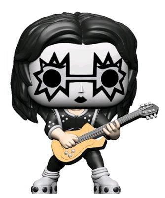 POP! ROCKS! KISS: SPACEMAN