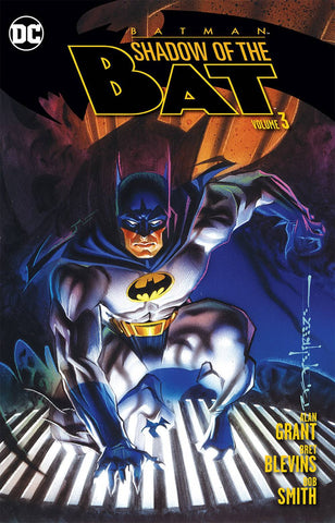 BATMAN SHADOW OF THE BAT VOLUME 03