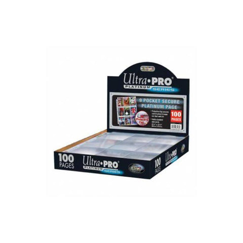 ULTRA PRO 9 POCKET PAGES
