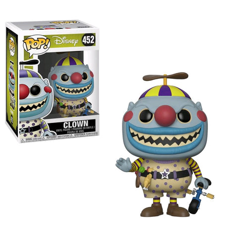 POP! DISNEY: NIGHTMARE BEFORE CHRISTMAS: CLOWN