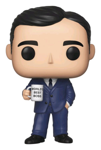 POP! TELEVISION: THE OFFICE: MICHAEL SCOTT