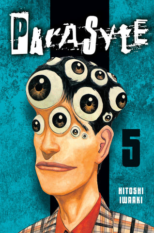 PARASYTE VOLUME 5  MONSTER