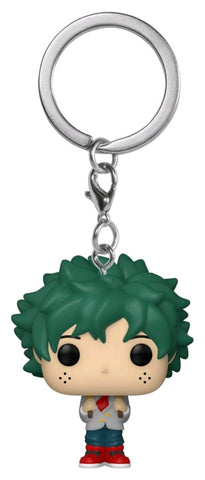 POCKET POP! ANIMATION: MY HERO ACADEMIA: DEKU SCHOOL KEYCHAIN