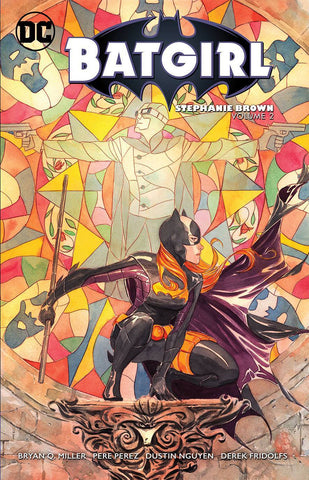 BATGIRL STEPHANIE BROWN VOLUME 02