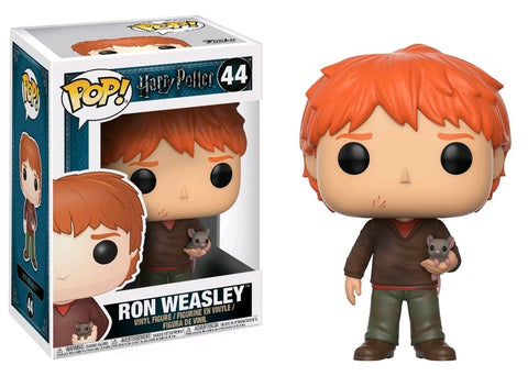 POP! MOVIES: HARRY POTTER: RON WITH SCABBERS