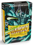 DRAGON SHIELD SMALL SLEEVES - MINT