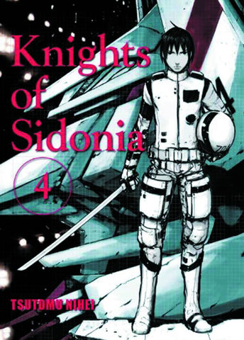 KNIGHTS OF SIDONIA VOLUME 04