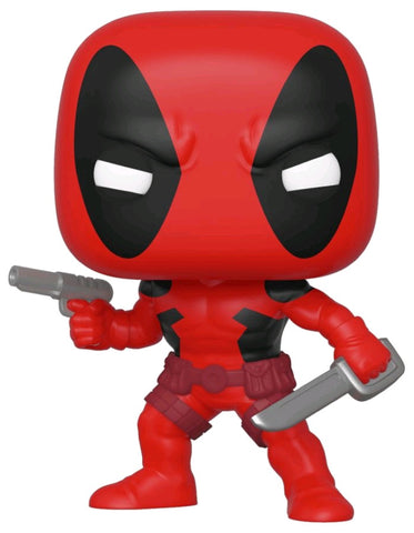 POP! MARVEL: DEADPOOL FIRST APPEARANCE