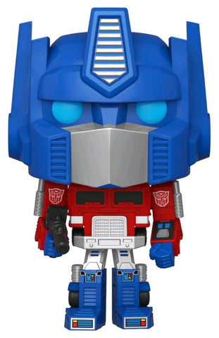 POP! ANIMATION: TRANSFORMERS: OPTIMUS PRIME